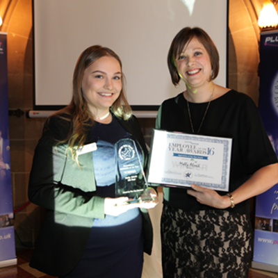 Related - Molly Wins Apprentice of the Year Award