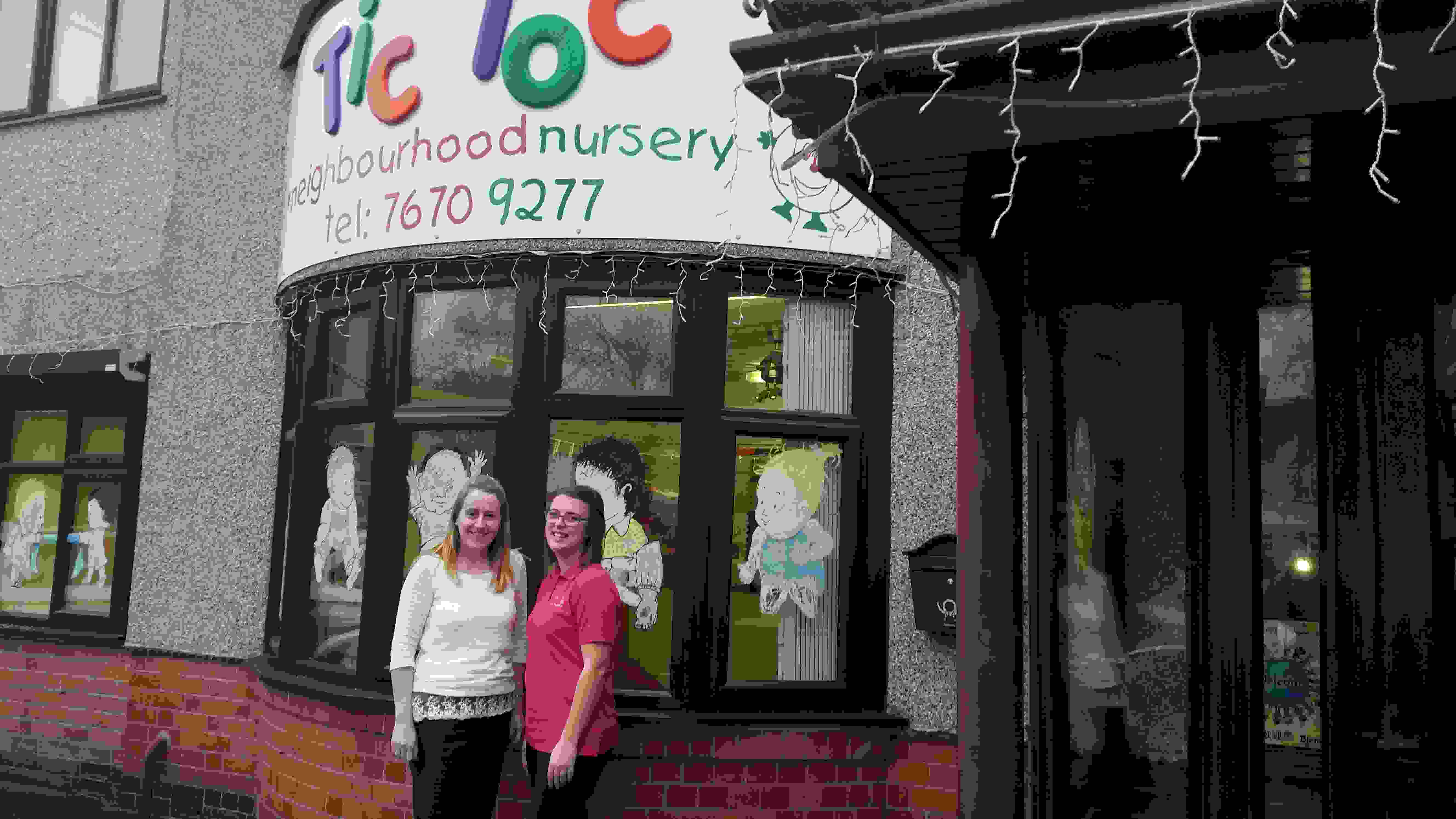 Related - Congratulations to Tic Toc Nursery